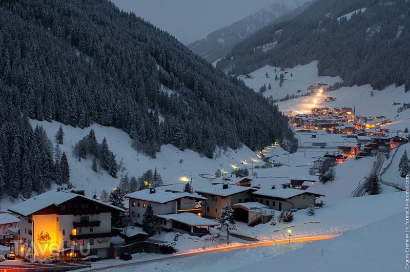 Фордерланерсбах - прекрасное и непроизносимое / Австрия