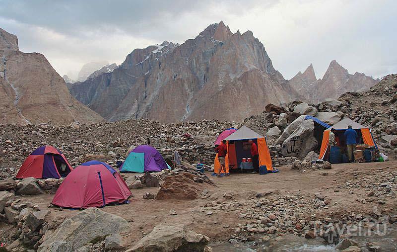 Пакистан. Встреча с Балторо / Фото из Пакистана