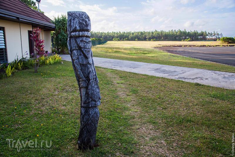 На острове Пен, Новая Каледония / Фото из Новой Каледонии