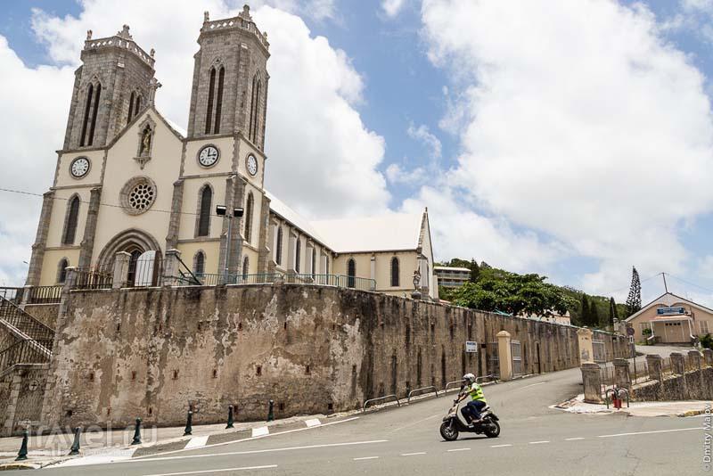 Cathedrale St Joseph в Нумеа, Новая Каледония / Фото из Новой Каледонии