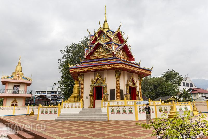 Самые большие и самые красивые храмы острова Пенанг / Фото из Малайзии