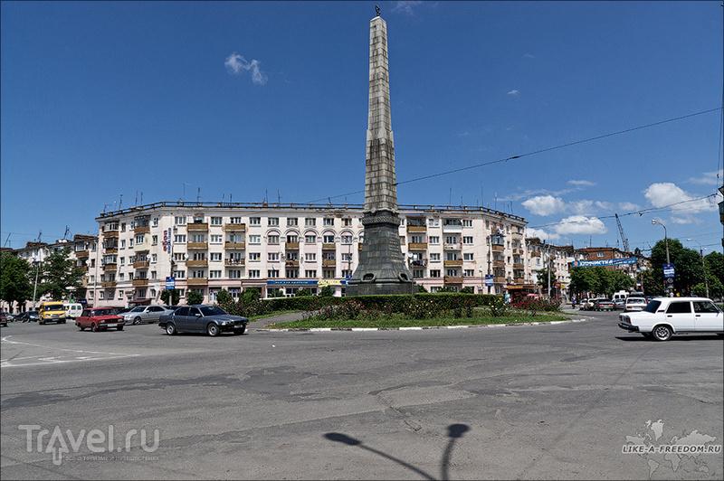 Путешествие меж двух морей - Российский Кавказ / Фото из России