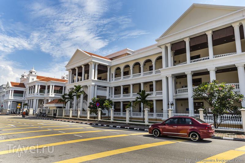 Джорджтаун-квест / Фото из Малайзии