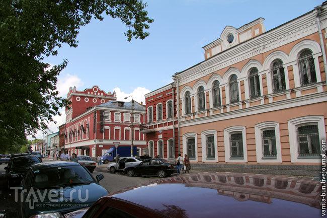 Тем временем в Вышнем Волочке / Фото из России