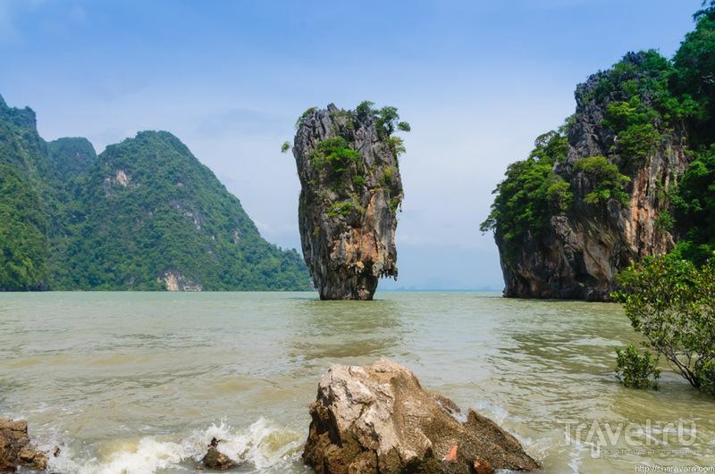 На острове Тапу, Таиланд / Фото из Таиланда