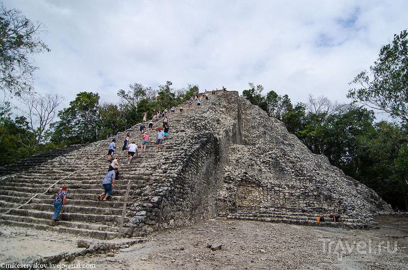 Мексика. Города майя Коба и Тулум / Фото из Мексики