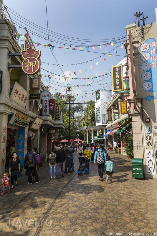 Ocean Park Hong Kong: здесь живут мимимишки и не только / Фото из Гонконга