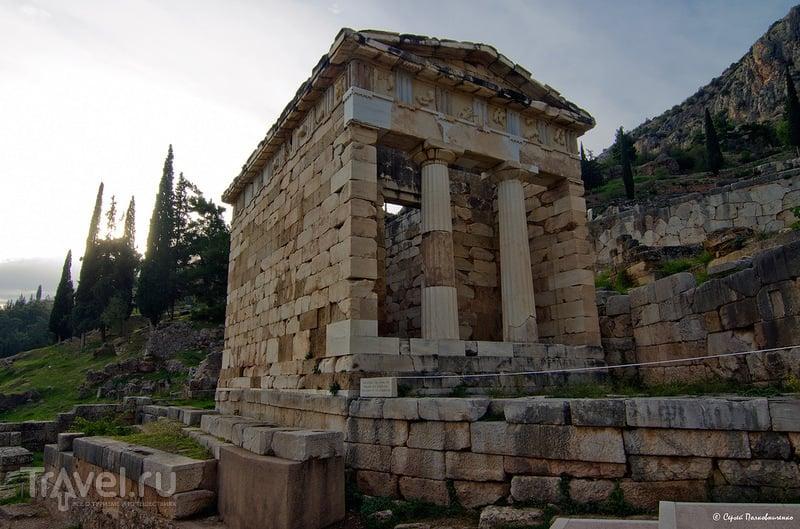 Большое греческое путешествие 2012. Халкида и Дельфы / Греция