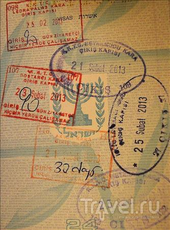 Визовый тест: въезд через Северный Кипр и выезд через греческий / Кипр