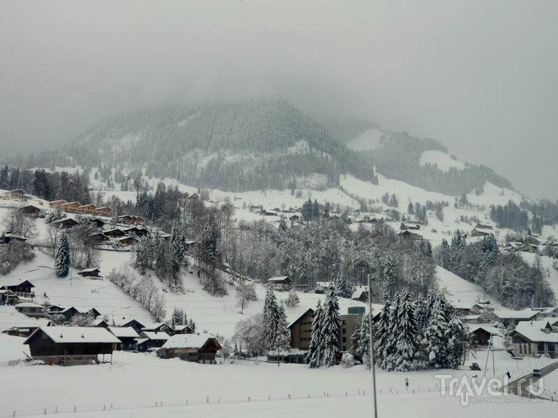 Swiss Pass - наиболее удобный способ передвижения по Швейцарии / Фото из Швейцарии