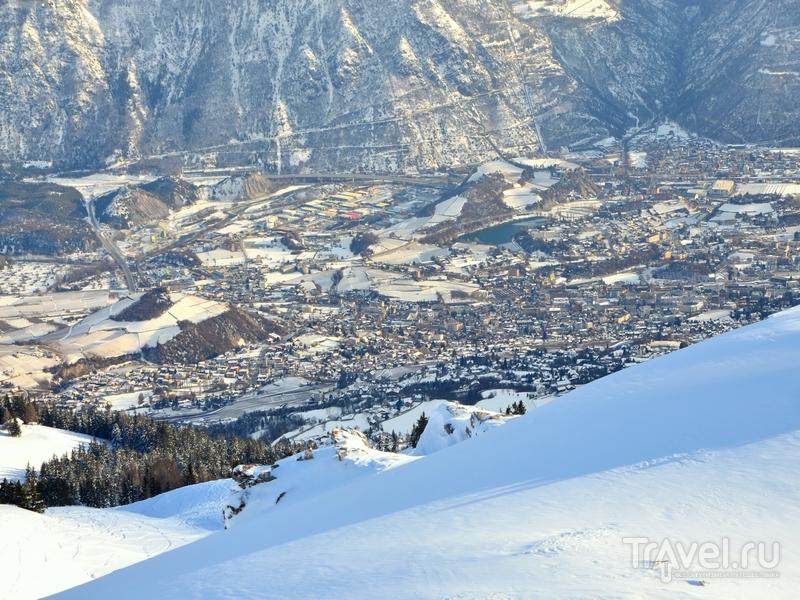 Курорт Кран-Монтана, Швейцария / Фото из Швейцарии