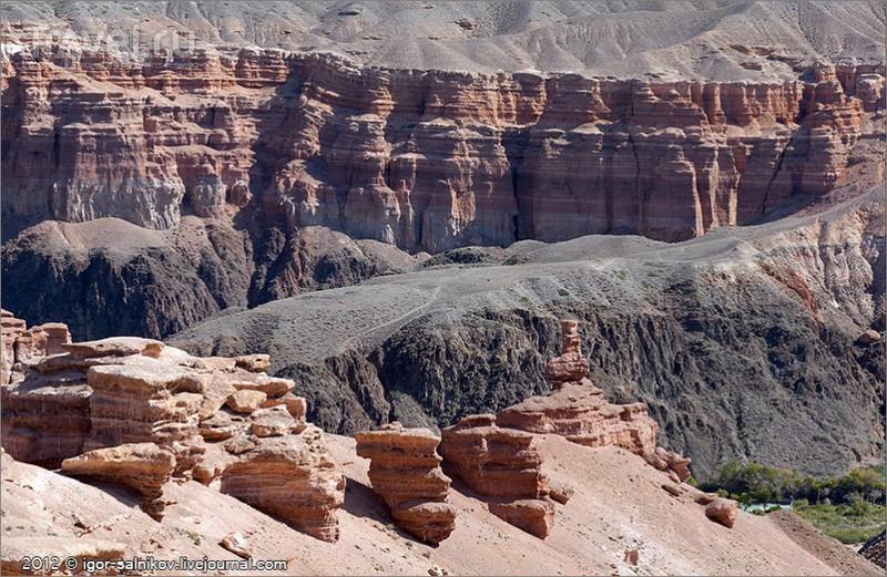 Фотопутешествие в Чарынский каньон / Казахстан
