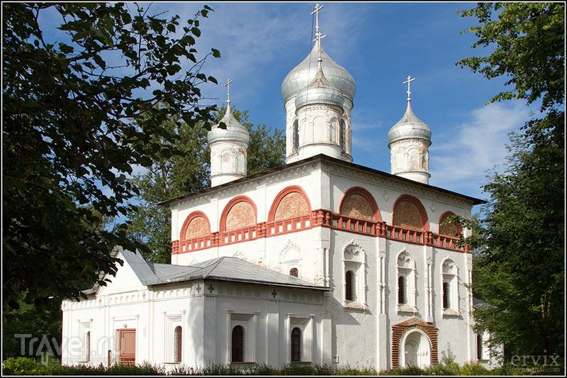 Троицкая церковь в Старой Руссе / Фото из России