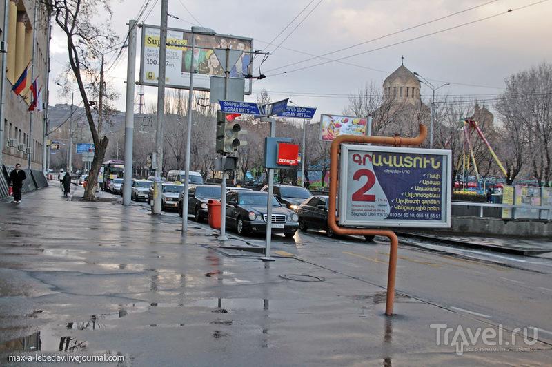 Армения за выходные / Армения