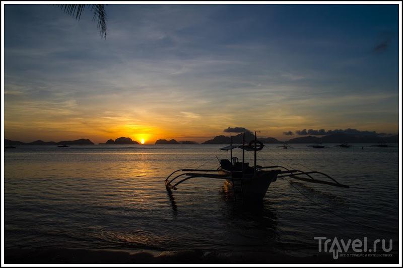 """Эль-Нидо: тур """"B"""" / Фото с Филиппин"""