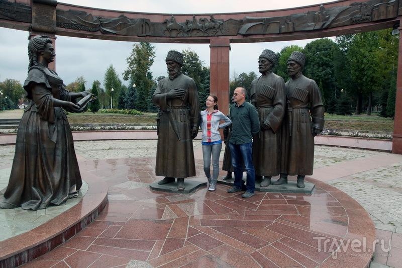 1774 г. Екатерина II принимает осетинов в состав Российской империи / Фото из России