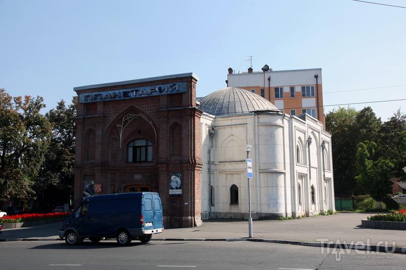 Владикваказ. мечеть, переоборудованная в планетарий / Фото из России
