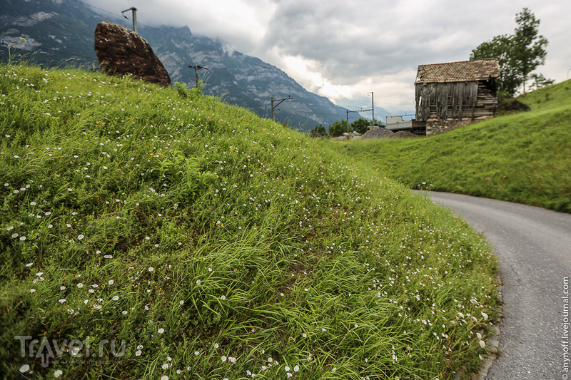 По медвежьим углам Швейцарии, Германии и Лихтеншейна / Фото из Германии