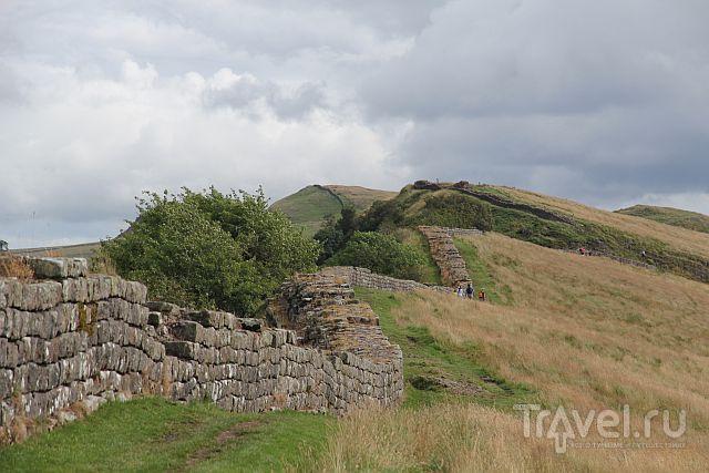 Великая римская стена / Великобритания