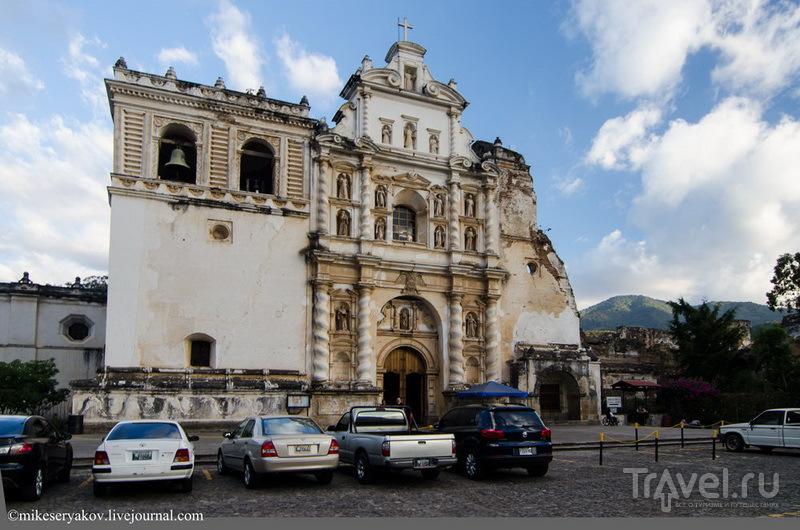 Церковь Святого Франциска, Гватемала / Фото из Гватемалы