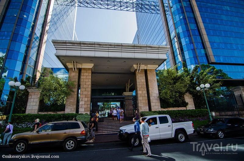 Посольство государства Белиз в Гватемале / Фото из Гватемалы