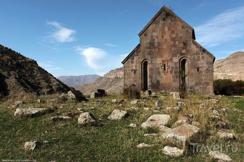 Церковь Зорац, Армения / Фото из Армении