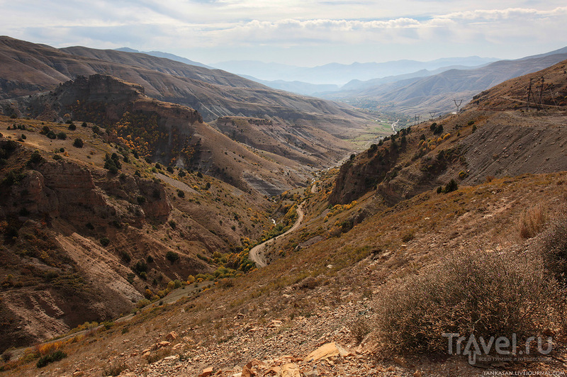 Селимский перевал / Фото из Армении