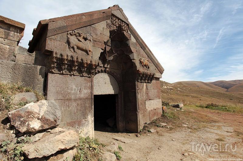 Селимский караван-сарай, Армения / Фото из Армении