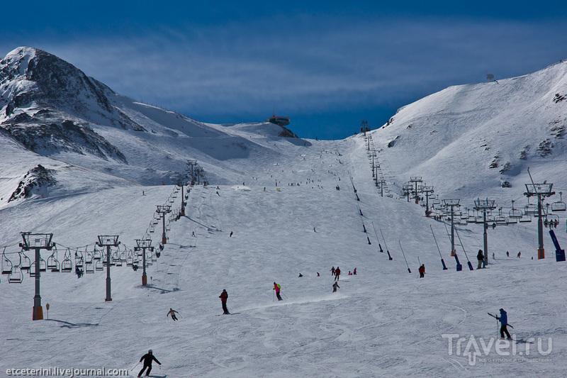 Горные лыжи в Андорре. Грандвалира. Краткий отчет: только факты / Андорра