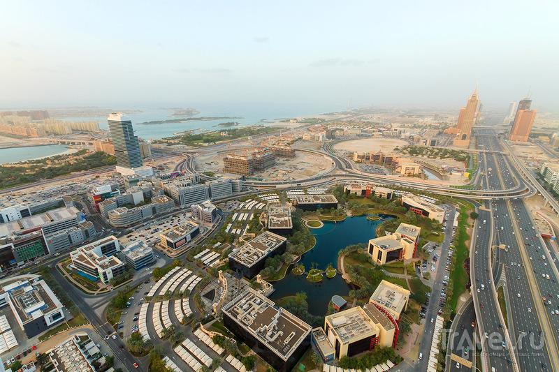 Dubai Internet City в Дубае, ОАЭ / Фото из ОАЭ