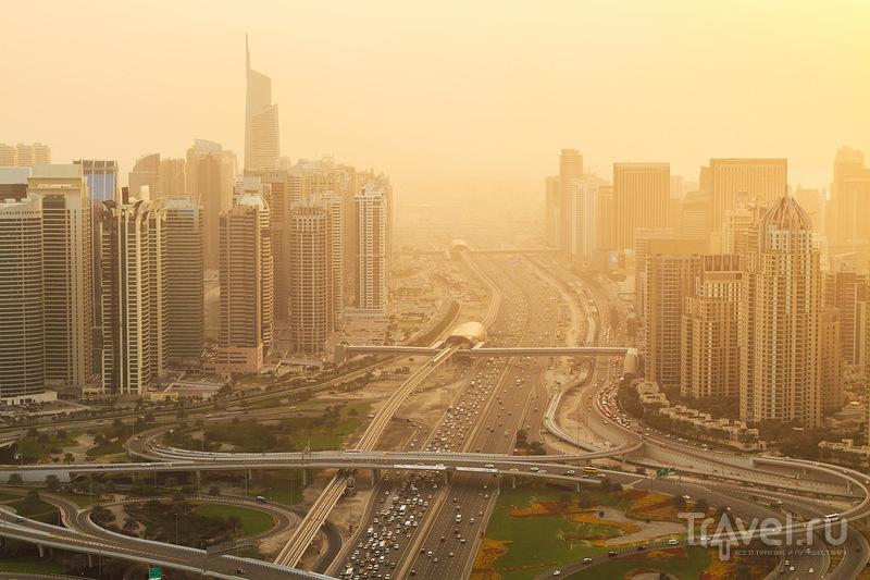 Высотный Дубай / Фото из ОАЭ