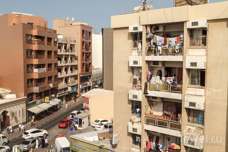 В районе Дейра в Дубае, ОАЭ / Фото из ОАЭ