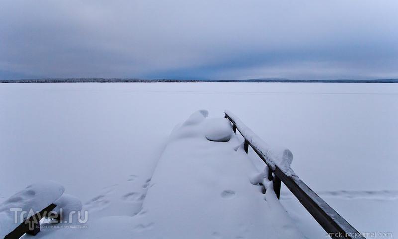 Сказочная Лапландия, охота на северное сияние / Финляндия