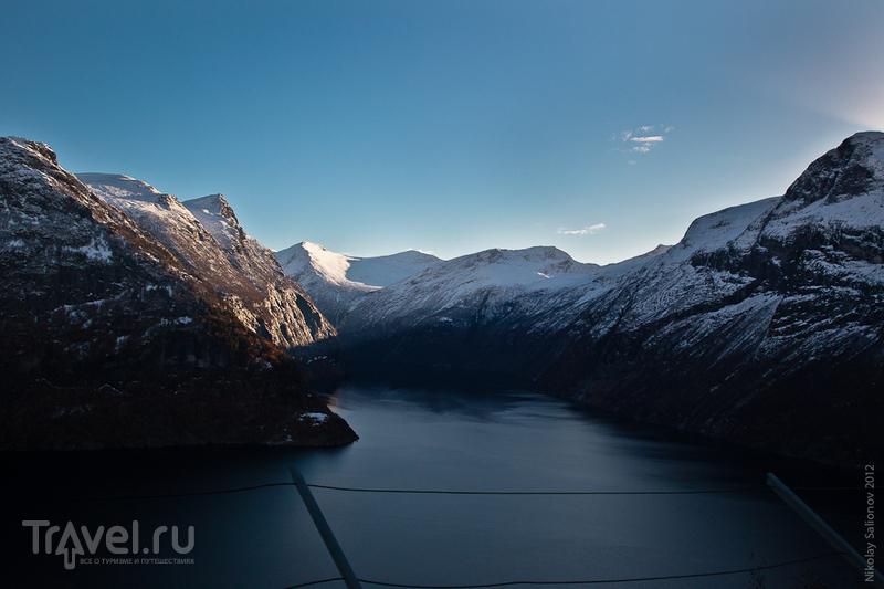 3000 километров по Норвегии. Едем в Тронхейм / Норвегия