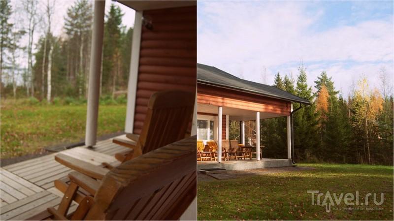 Домик у озера / Финляндия