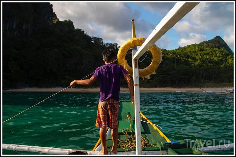 Helicopter Island, Филиппины / Фото с Филиппин