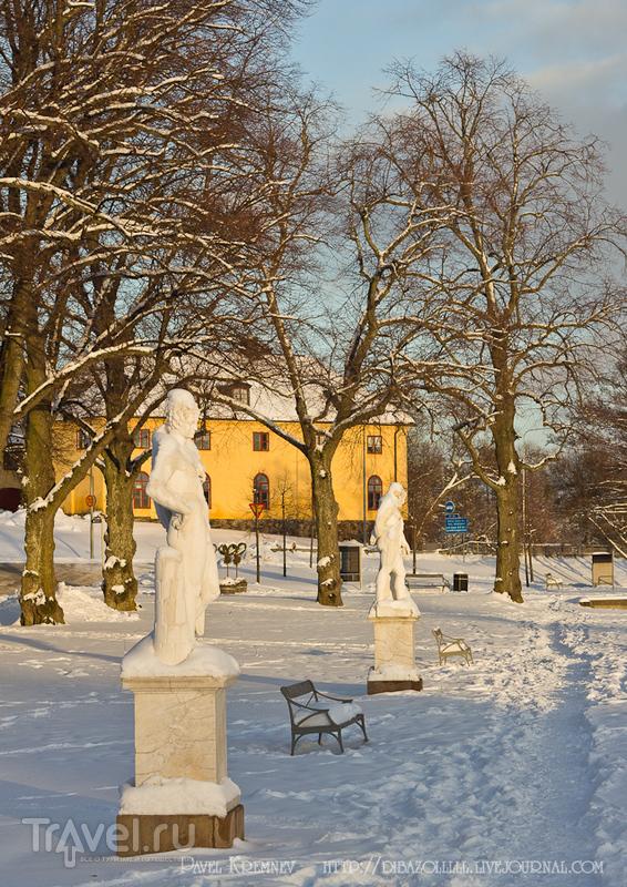Дроттнингхольм / Швеция