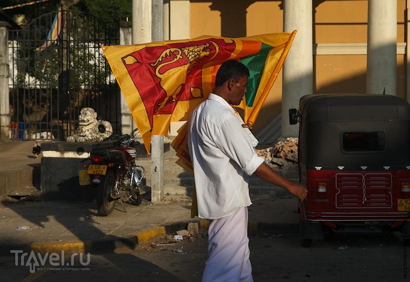 Шри-Ланка буддийская. Канди / Шри-Ланка