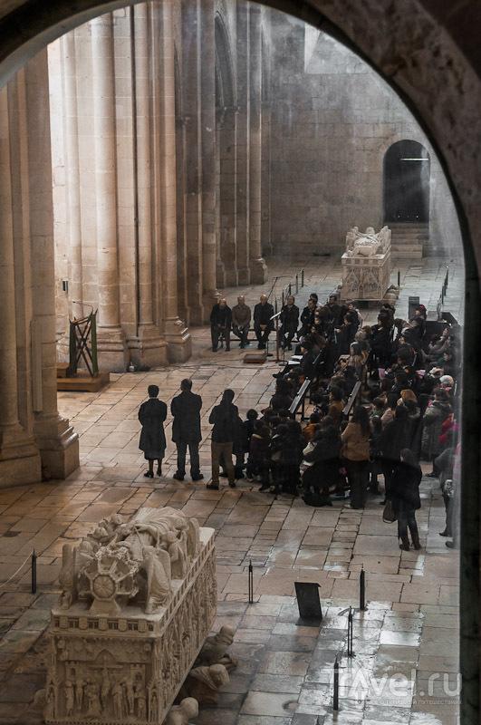 Обидуш и Алкобаса - готика и романтика, два в одном! / Португалия