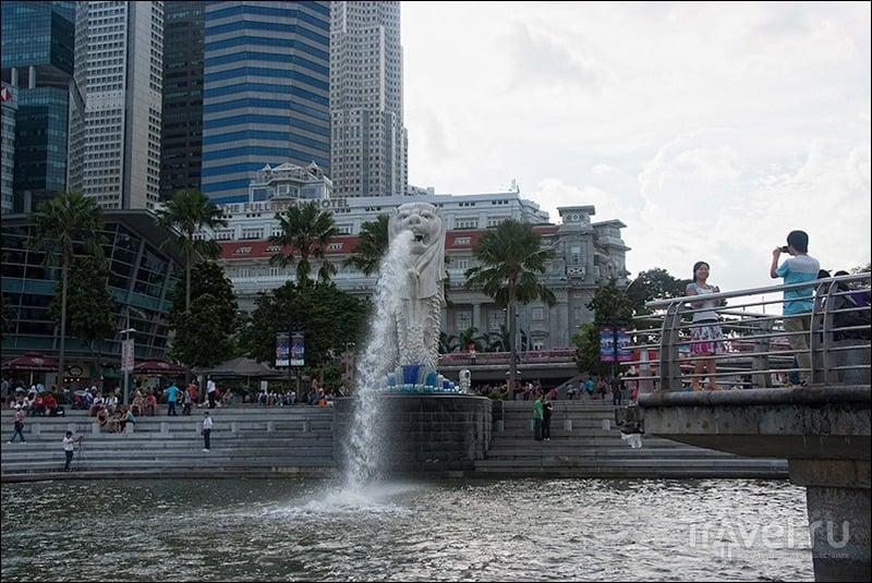 Круиз по реке Сингапур / Сингапур