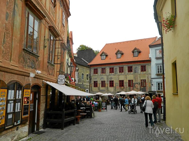 Чески Крумлов / Чехия