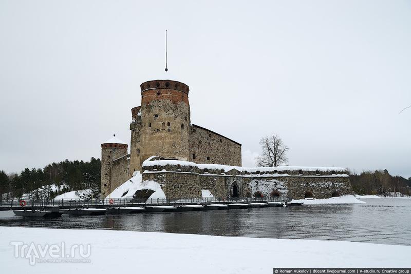 Из Савонлинны в Кухмо / Финляндия