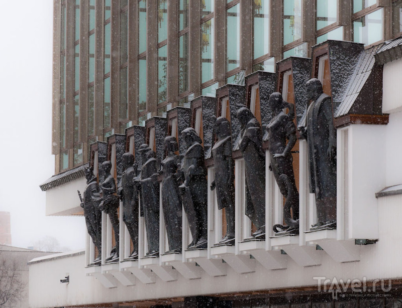 Государственный академический театр оперы и балета, Вильнюс / Фото из Литвы