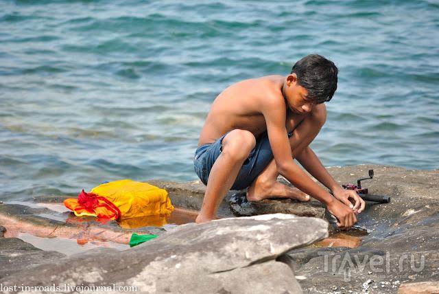 Сиануквиль, морской курорт Королевста Камбоджа / Камбоджа