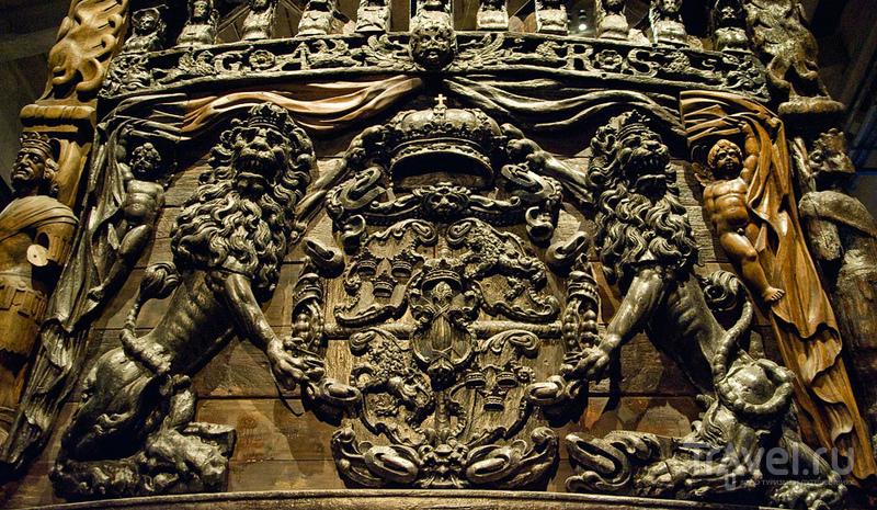 Стокгольм. Музей Vasa / Фото из Швеции