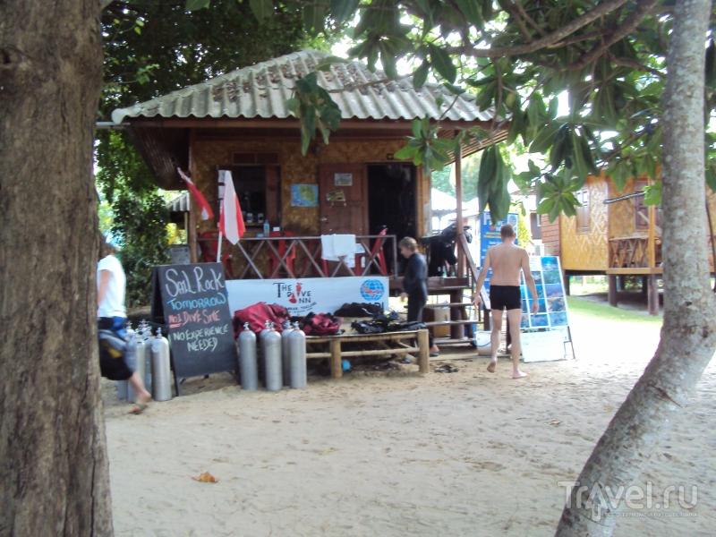 На пляже Мае-Хаад, Таиланд / Фото из Таиланда