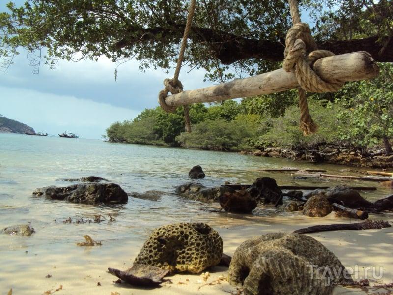 Необитаемый остров Ко-Ма / Фото из Таиланда