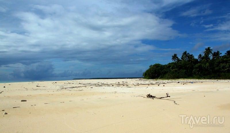 Рай на земле - Тонга, Хаапай / Тонга