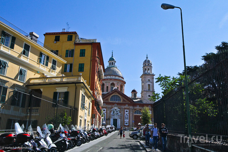 Генуя / Фото из Италии