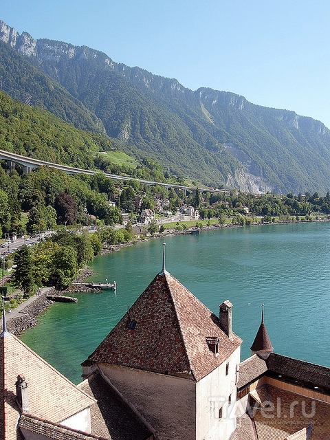 Веве - Монтрё - Шийон / Швейцария